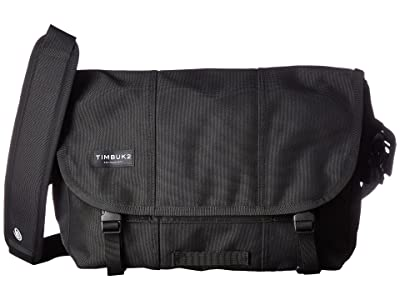 Timbuk2 Classic Messenger Small (Jet Black) Messenger Bags