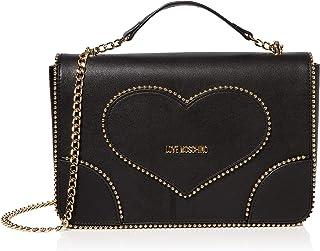 Love Moschino Borsa donna a spalla con tracolla articolo JC4243PP08KG BORSA PU - cm.29x19x7