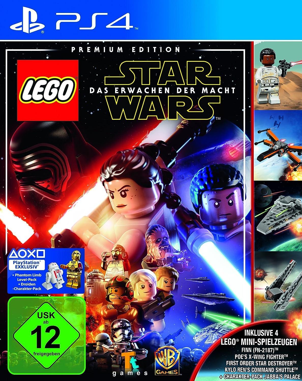 seguro de calidad Lego Estrella Wars  Das Erwachen Der Der Der Macht - Premium Edition [Importación Alemana]  salida de fábrica