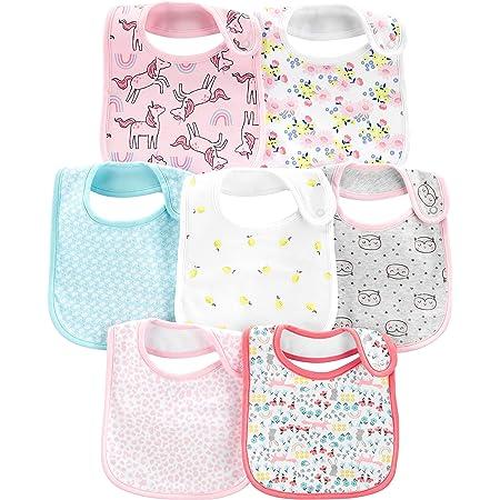 Simple Joys by Carter's 7-pack Teething Bibs baby-bibs Bimba 0-24