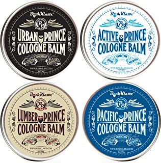 BushKlawz Solid Cologne Full Size 1oz (1 oz Tin, ALL)