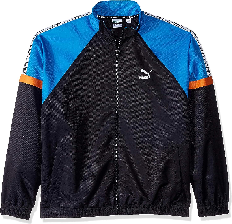 PUMA mens Puma Woven Xtg Fees Free Shipping New free Jacket