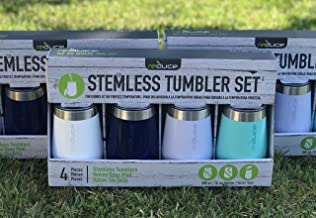 reduce stainless steel tumbler 12 oz