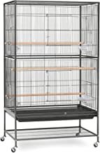 Prevue Hendryx Pet Products jaula de vuelo de hierro forjado