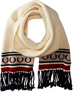 Fred Perry Men's Fairisle Knit Scarf
