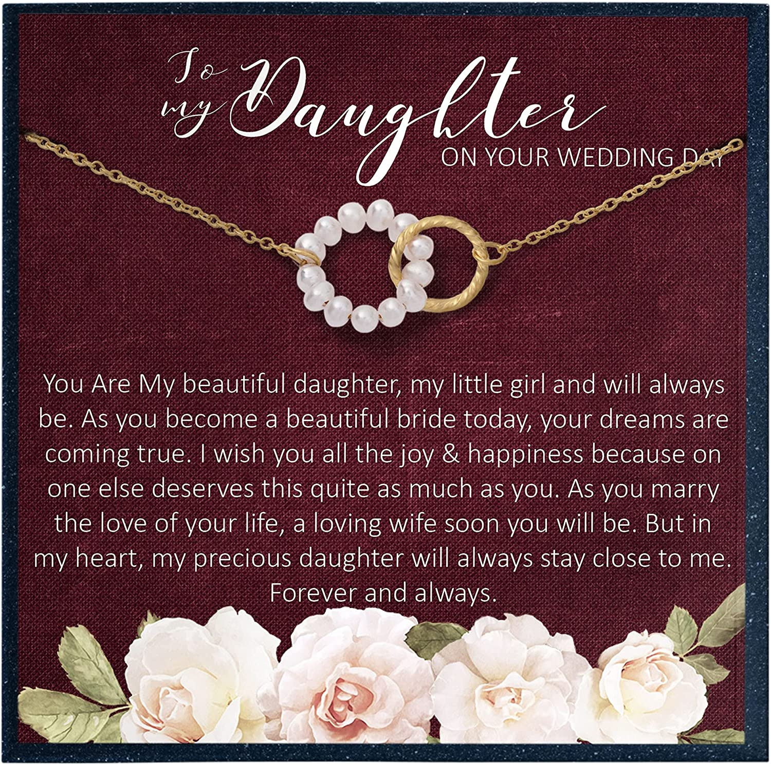 Grace of Pearl Gifts for My Daughter on Gift Day It is very Ranking TOP8 popular Her Wedding