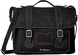 "15"" Leather Satchel"