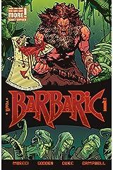 Barbaric #1 Kindle Edition