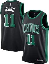 Outerstuff Kyrie Irving Boston Celtics #11 Black Youth Alternate Swingman Jersey