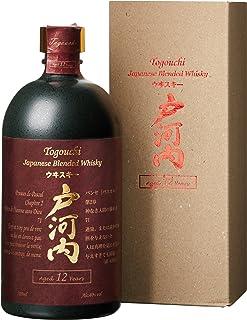 Togouchi 12 Years Old mit Geschenkverpackung Whisky 1 x 0.7 l