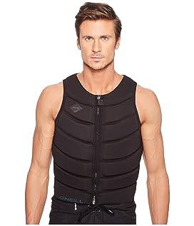 Gooru Tech Front Zip Comp Vest