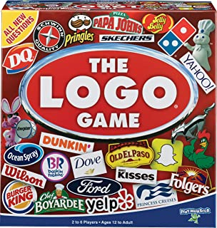 The Logo Game It's The Game of Things You Know & Love