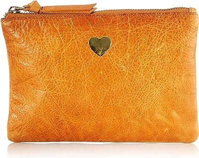 PIECES Damen Pctalli Leather Fc Clutches, Einheitsgröße