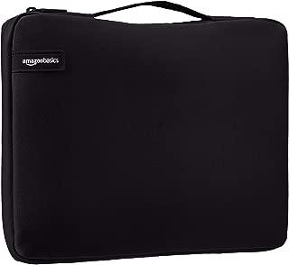 AmazonBasics 29 46 Professional Laptop Sleeve  With Retractable Handle  Black