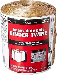 Lehigh Group PB1060 Heavy Duty Poly Binder Twine