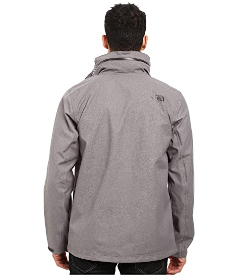 jaspeado Kassler Field anterior TNF medio North gris Face temporada Jacket The E8qtSBwn