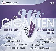 Die Hit Giganten Best of Après Ski Hits