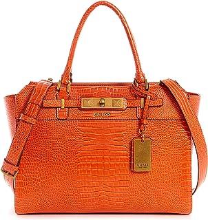 Guess Raffie Carryall Bag Orange
