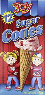 Joy Cone, Sugar Cone, 12 ct