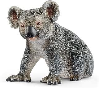 Schleich Koala Bear Toy Figure, Grey