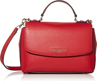 Karl Lagerfeld Paris Tina Crossbody, Crimson