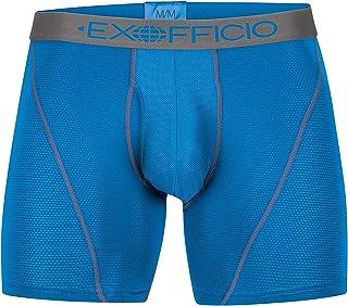 "ExOfficio Men's Give-N-Go Sport Mesh Performance Boxer Briefs, 6"""