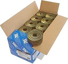 Tacwise 1074 Coilnagels glanzend glad recht (2,5/64 mm, 9.000 stuks per verpakking)