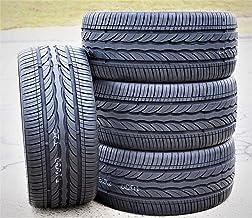 Set of 4 (FOUR) Leao Lion Sport All-Season Performance Radial Tires-265/35R18 97H XL