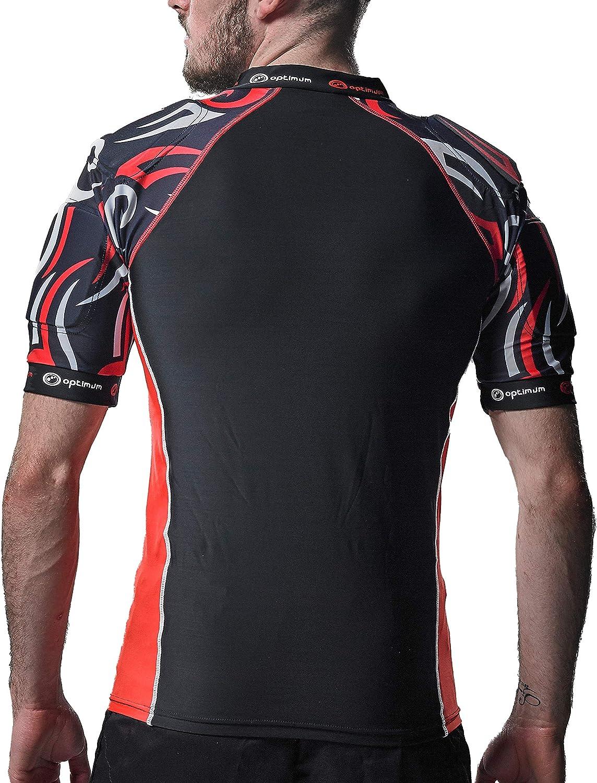 Optimum Mens Razor Protective Top Shoulder Pads