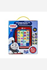 Thomas & Friends: Electronic Reader and 8-Book Library (Story Reader Me Reader) Hardcover