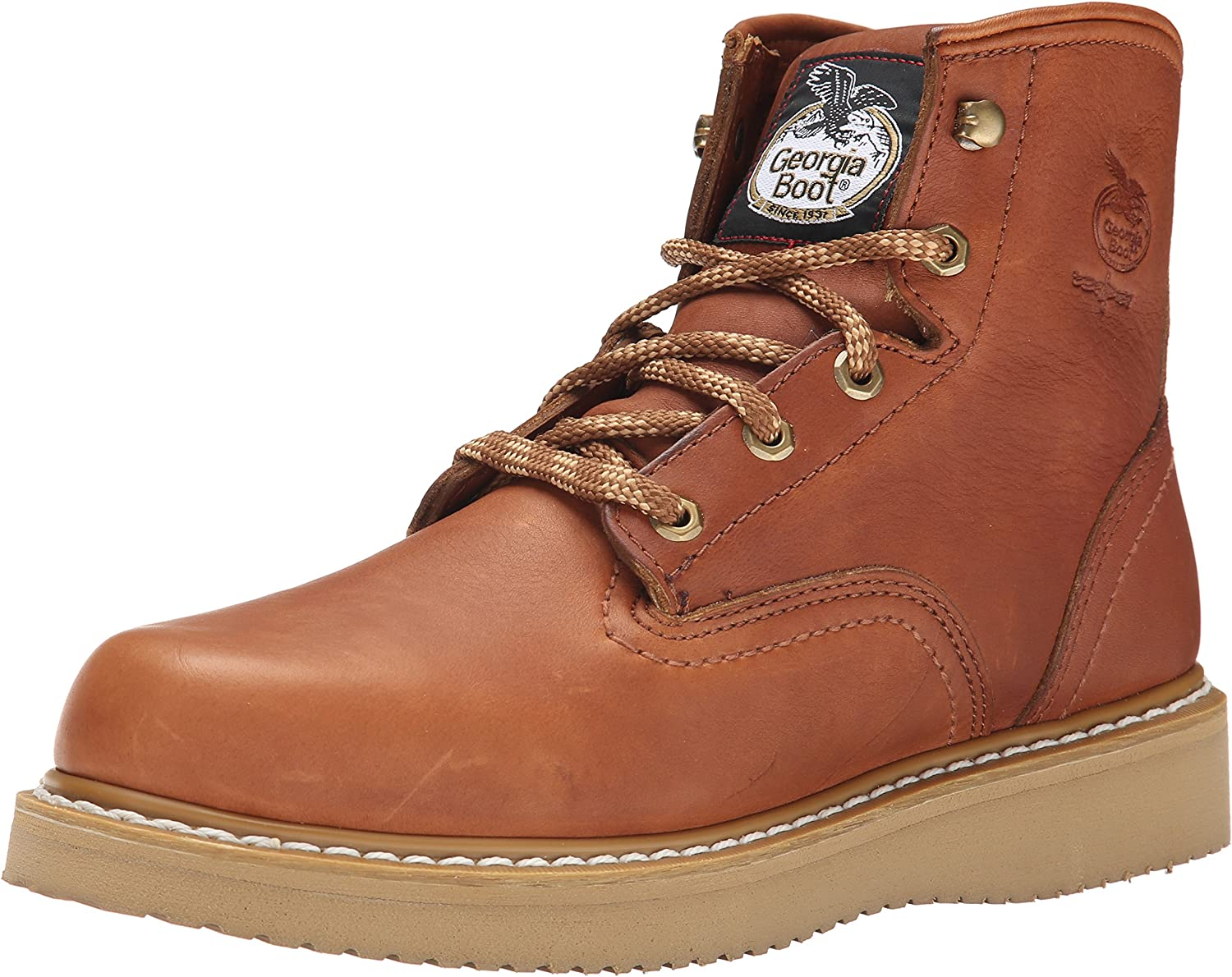 Limited price sale Georgia Boot Men's Mail order cheap Mid G6152 Calf