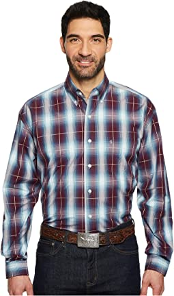 Stetson - 1279 Plum Line Plaid