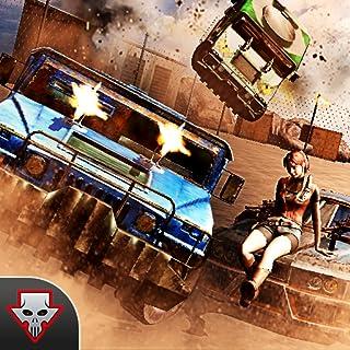 Car Clash : Epic Shooting Game