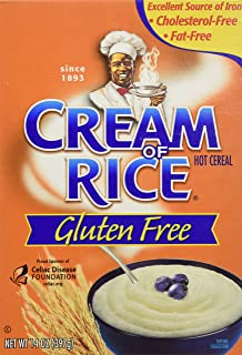 Nabisco Cereal Cream of Rice, 14 Ounce Pack of 4
