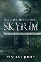Skyrim - Das ultimative Quizbuch (German Edition)