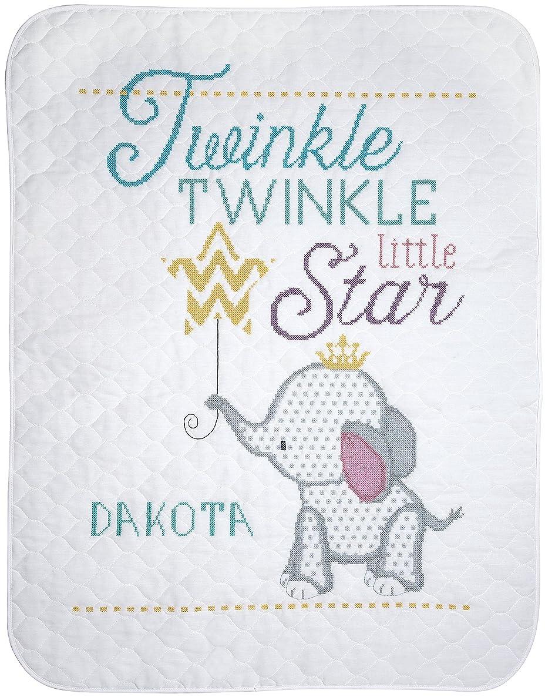 Janlynn Cross Stitch Kit Twinkle Quilt