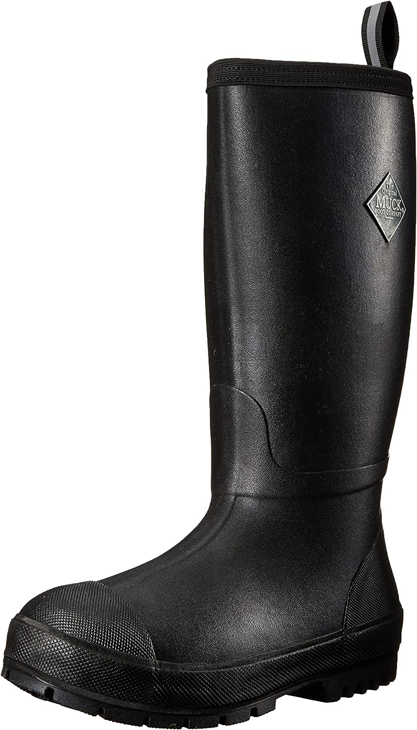 Muck Boot Mens Chore Resistant Tall Work Boot