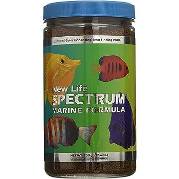 New Life Spectrum Marine Fish Formula 1mm Sinking Pet Food