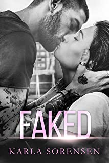 Faked: A bad boy sports romance (Ward Sisters Book 2)