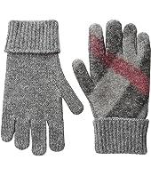 Burberry Kids - Needlepunch Gloves (Little Kids/Big Kids)