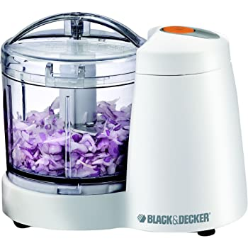 Black & Decker SC350 0.35L 120W Transparente, Color blanco ...