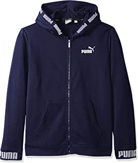 PUMA Men's Amplified Hooded Jacket