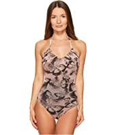 FUZZI - One-Piece Butterfly Bathing Suit