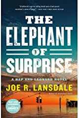 The Elephant of Surprise (Hap and Leonard) Kindle Edition