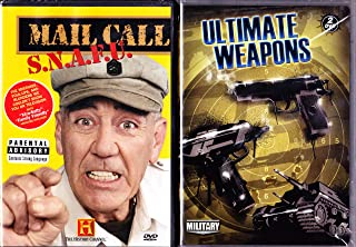The Military Channel Ultimate Weapons , Mail Call SNAFU - Explicit Language Version : 3 Disc Box Set