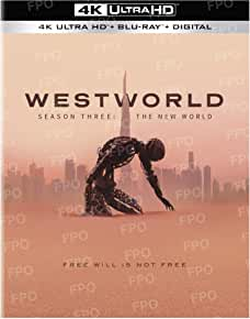 Westworld Season Three: The New World arrives on 4K Ultra HD, Blu-ray and DVD Nov. 17 from Warner Bros.