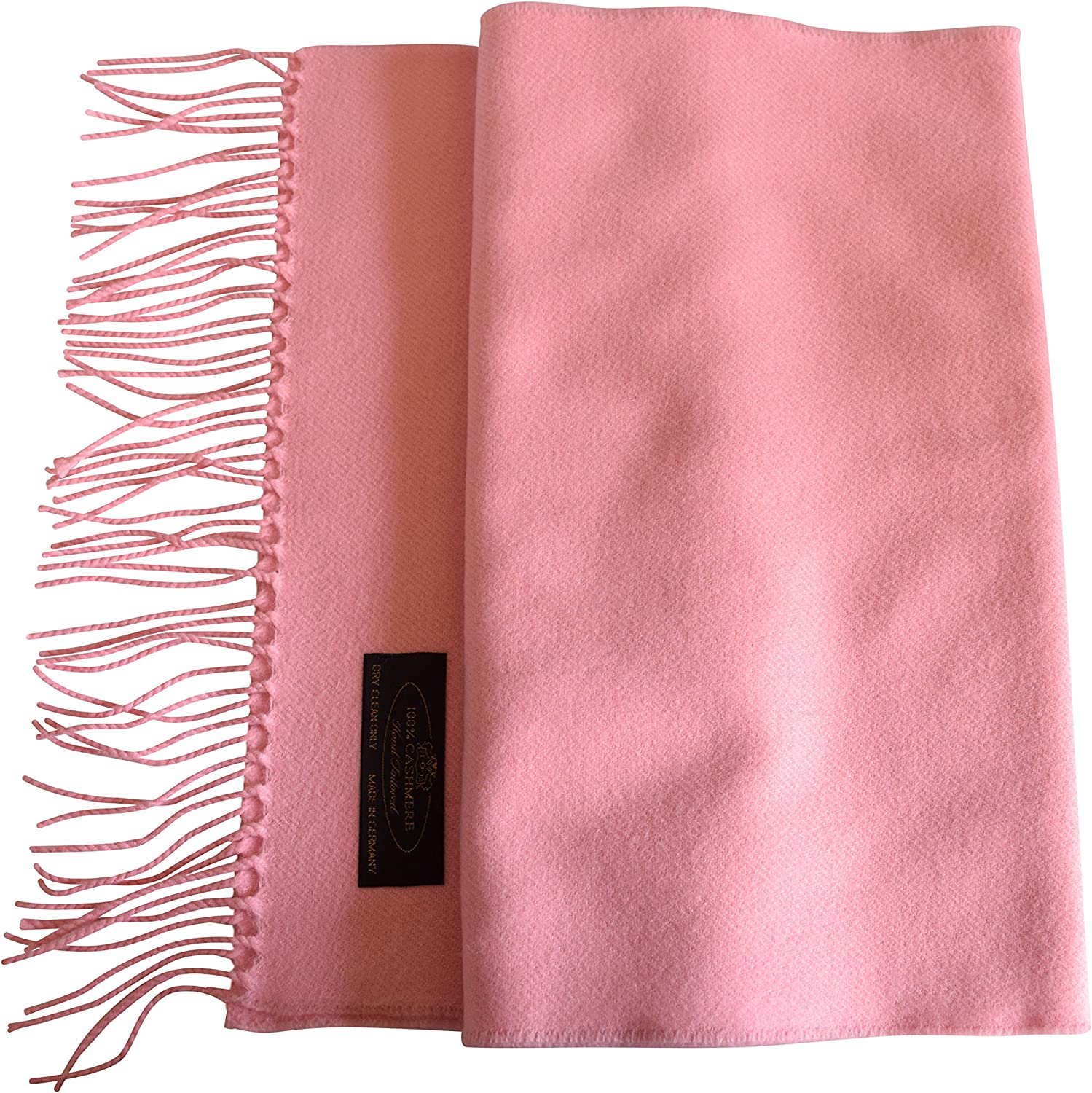 Anny's 100% Pure Cashmere Scarf 12 x72  with Gift Bag  Silky Soft Cashmere Scarf Gift (28 colors)