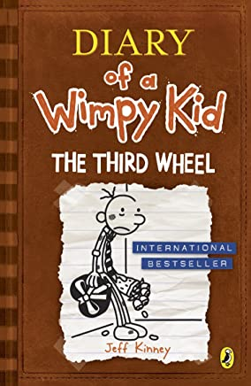 The Third Wheel (Diary of a Wimpy Kid book 7) (English Edition)
