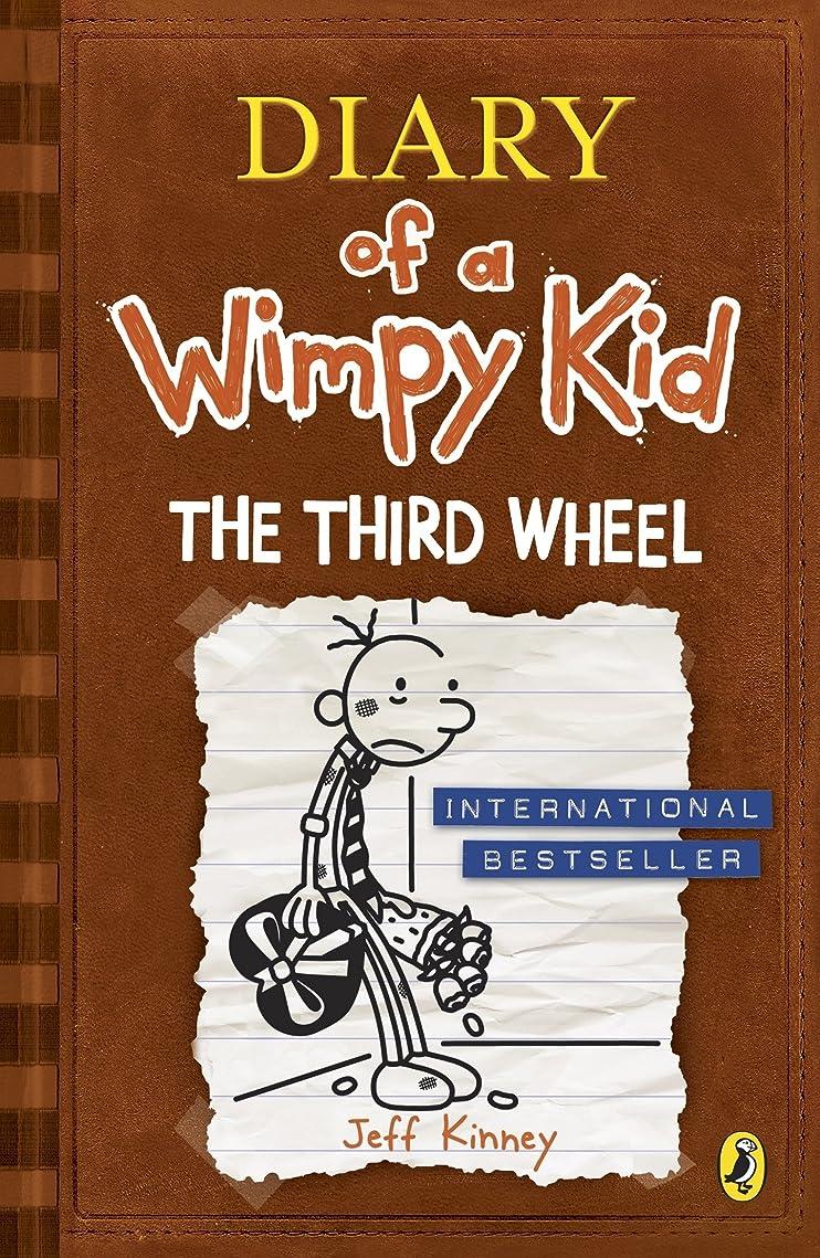 有毒な銀他の日The Third Wheel (Diary of a Wimpy Kid book 7) (English Edition)