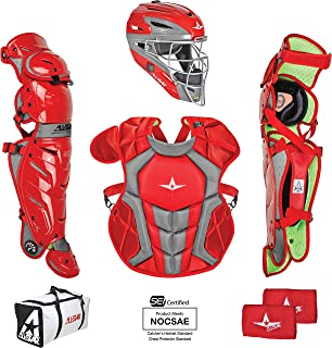 All-Star Youth System7 Axis Catchers Set
